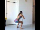 Упражнения для сброса веса и красивой попы