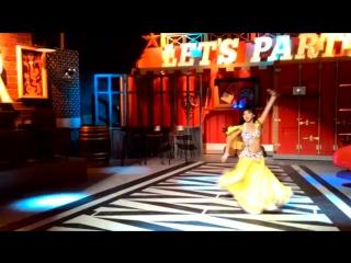 GCBD 國際培訓中心 2015 重點培育夢想舞者楊琇棠中天錄影彩排現場編舞:GinaChen !2489