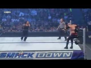 Kane vs. Jeff Hardy 2009