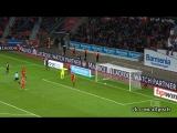 Чемпионат Германии 2016-17 / Лучшие голы 11-го тура / Топ-5 [HD 720p]