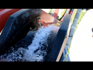 Экстремальные горки аквапарка Олимпия в Витязево