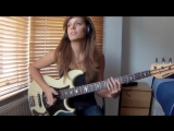 Patrice Rushen - Forget Me Nots Bass Cover