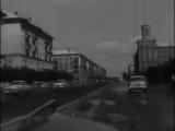 Фрагмент про Омск из фильма Das russische Wunder Русское чудо, 1963