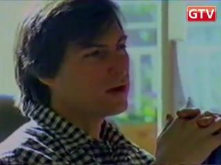 Предприниматель. Стив Джобс и NEXT. 1986г. - русский перевод