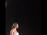 показ свадебных платьев в Милане . Амелия Касабланка