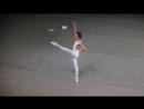 Аполлон Мусагет, балет Игоря Стравинского. Балетмейстер - Джордж Баланчин.