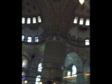 Blue mosque in Stambul