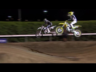 Head-to-head mx racing under the lights_ action highlights _ straight rhythm 201