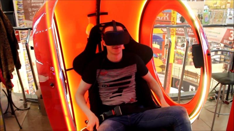 Виртуальная реальность FutuRift в Фокусе