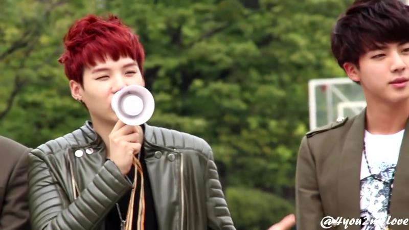20140912 방탄소년단 (BTS) 남준이생일기념여의도팬미팅