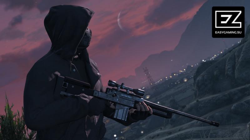 Охотник за головами: 20-08-2017 | GTA Online PvP