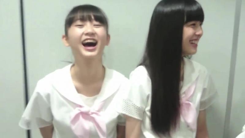 桜エビ〜ず @JAM EXPO のコメント動画ができるまで 公式ツイを結合編集