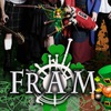 Группа FRAM в Киеве волынки и рок:кельты,викинги