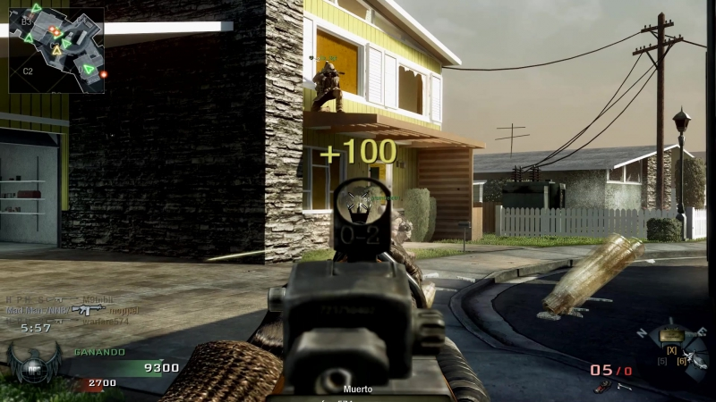 Team RezisT_Call of Duty_Black Ops-GamePlay_Todos_NukeTown