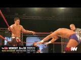F R E A K I N G  Cody Rhodes vs Marty Scurll
