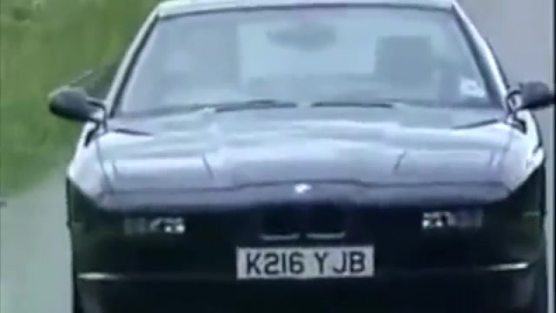 Старый Топ Гир На Русском BMW 8 Series E31 850 CSI