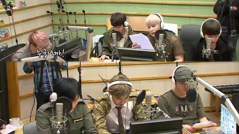 Kihyun Wonho read things full of ㅅ(S) cause they can't pronounce it well