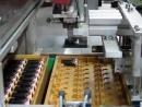 Этапы сборки немецкого кварцевого часового механизма на автоматической линии
