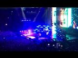 Лучшие моменты с концерта Imagine Dragons 2017