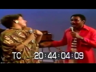 "Minnie Riperton and George Benson - ""Misty"" live on Mike Douglas Show (September 23, 1977)."
