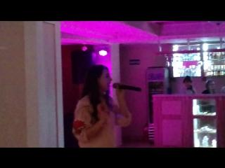 поёт моя племянница Дарья Ходыкина