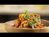 Голубцы с Пряным Соусом из Паприки  iCOOKGOOD on FOOD TV  Мясо