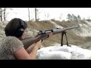 Mae Fires the T-Gewehr
