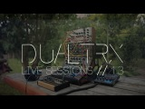 Dualtrx - Live Sessions  13 (Moog Mother96 and Korg Volca Beats)