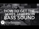 James Jamerson Motown Bass Sound Scott's Bass Lessons