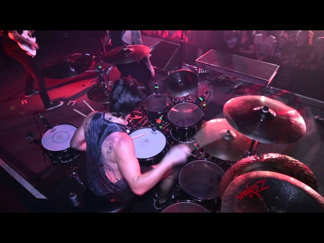 Miss May I - Hey Mister [Jerod Boyd] Drum Video Live [HD]