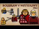 Historia Na Szybko Bolesław V Wstydliwy cz 1 Historia Polski 38 1243 1247