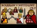 Historia Na Szybko Bolesław V Wstydliwy cz 7 Historia Polski 44 1276 1279