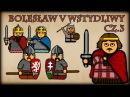 Historia Na Szybko Bolesław V Wstydliwy cz 3 Historia Polski 40 1252 1257