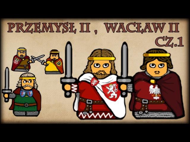 Historia Na Szybko - Przemysł II, Wacław II cz.1 (Historia Polski 48) (1290-1292)
