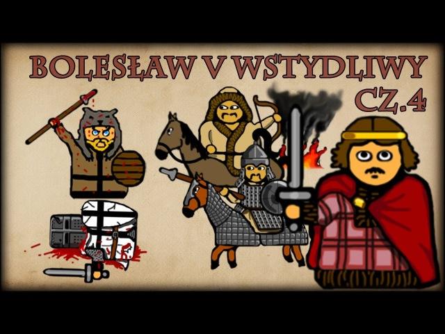 Historia Na Szybko - Bolesław V Wstydliwy cz.4 (Historia Polski 41) (1257-1262)