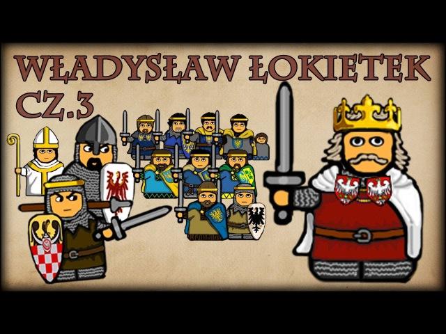 Historia Na Szybko - Władysław I Łokietek cz.3 (Historia Polski 54) (1313-1320)