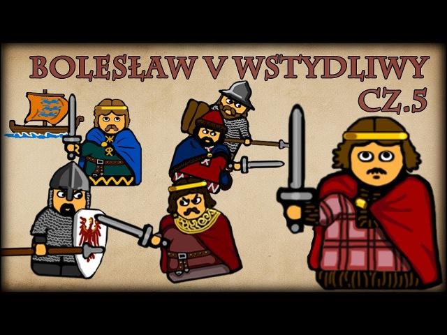 Historia Na Szybko - Bolesław V Wstydliwy cz.5 (Historia Polski 42) (1262-1269)