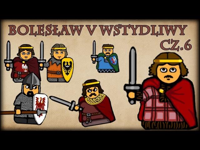 Historia Na Szybko - Bolesław V Wstydliwy cz.6 (Historia Polski 43) (1269-1276)