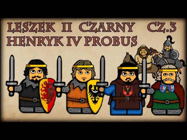 Historia Na Szybko - Leszek II Czarny cz.3, Henryk IV Probus (Historia Polski 47) (1287-1290)