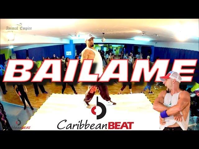 Alex Sensation - Bailame ft. Yandel, Shaggy by Saer Jose
