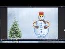 Копия видео Зимняя физминутка