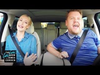 Iggy Azalea Carpool Karaoke