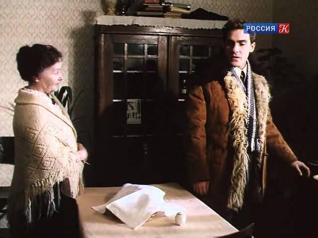 Белые Одежды (1992) 3 серия