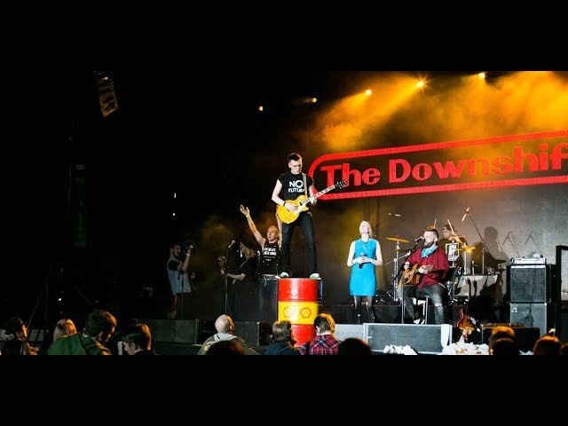The Downshifters - Отвали. Epic guitar solo EVER! Vlad plays on top of Shell Barrel.