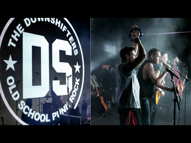 The Downshifters - Грэгори Пэк. Punk Rock Show at Aurora Concert Hall.