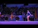 Выступление Кейли в Рио Гимнастки