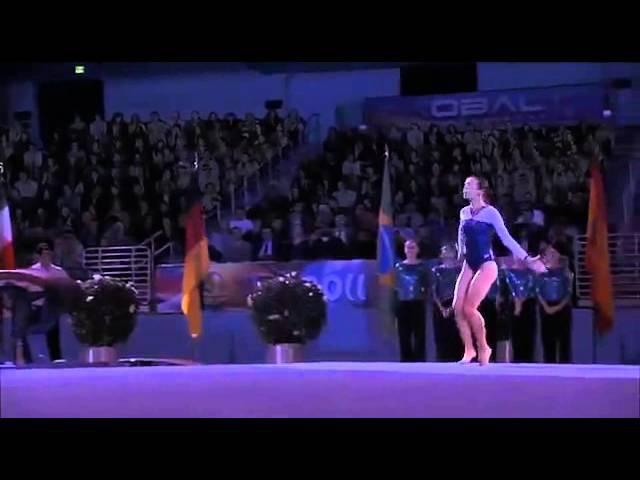 Выступление Кейли в Рио (Гимнастки)