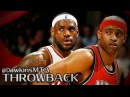 LeBron James vs Vince Carter Full Duel 2007 ECSF Game 2 - VC With 26, Bron With 36, 12 Ast!