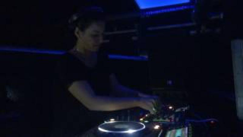 Techno Set - Fernanda Martins aka Dot Chandler @ Gotec Club GER - DEC/2016
