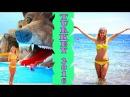 Отдых в Турции 2016 ● Отзыв об отеле Grand Haber 5 ● Наш номер, АКВАПАРК, пляж, рестораны